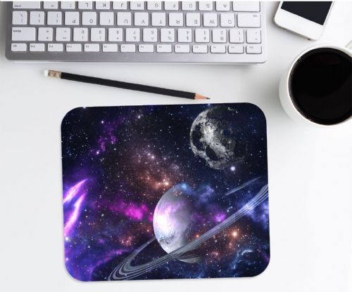 Space Galaxy Universe Mouse Mat PC Computer Pad N4